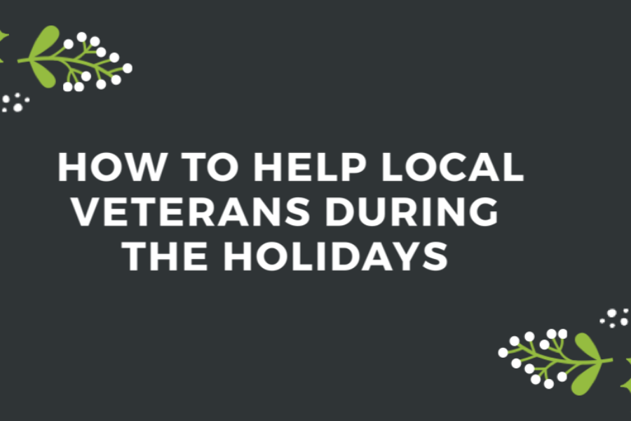 How To Help Local Veterans During The Holidays