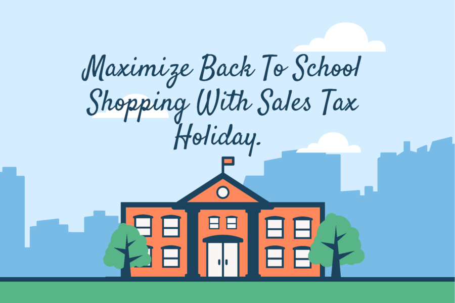 Maximize Back To School Shopping With Missouri's Sales Tax Holiday